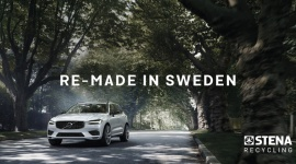 Re – made in Sweden. Stena Recycling i Volvo Cars ze wspólną kampanią