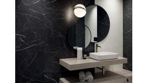 Artstone. Elegancja czarnego marmuru w nowej kolekcji Ceramiki Paradyż