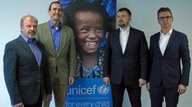 Grupa CCC pierwszym globalnym partnerem UNICEF z Polski