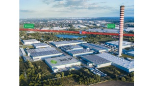 Największy polski producent kostek lodu kolejnym najemcą w MLP Pruszków II