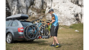 Taurus Velo Plus – nowe platformy rowerowe na hak Biuro prasowe