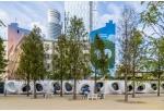 """""""Bez/Granicznie"""" – nowa wystawa na placu Europejskim"""