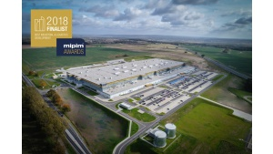 Panattoni Europe nominowany do finału MIPIM Awards 2018