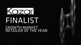 Kazar w finale World Retail Awards