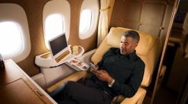"""Nagroda za najlepszą pierwszą klasę dla linii lotniczych"""" dla Emirates"""