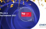 CHEP nagrodzony tytułem Top Employer czwarty rok z rzędu w Polsce i w Europie