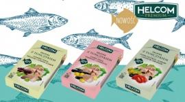 Nowość od Helcom Premium! Sałatki z tuńczykiem z wyjątkowymi dodatkami.