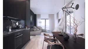 Moda na kompaktowe mieszkania