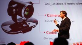 Huawei Enterprise przedstawia intuicyjny wideoterminal all-in-one Huawei TE30