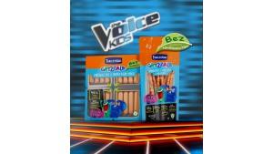 Marka Tarczyński sponsorem The Voice Kids Biuro prasowe
