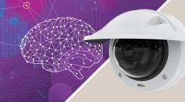 Sztuczna inteligencja i mechanizmy głębokiego uczenia w nowej kamerze Axis