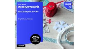 Kreatywne ferie w Empiku Silesia Biuro prasowe