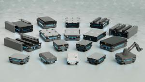 Rozwój intralogistyki – duże floty autonomicznych robotów mobilnych