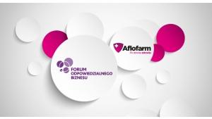 Aflofarm członkiem Forum Odpowiedzialnego Biznesu Biuro prasowe