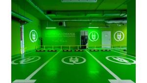 Najszybsza w Warszawie stacja ładowania aut elektrycznych w Royal Wilanów Biuro prasowe