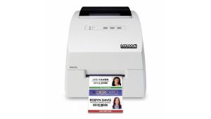 RX500e kolorowa drukarka do etykiet RFID Biuro prasowe