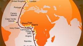 Huawei zmodernizował światłowód o długości 11 500 km