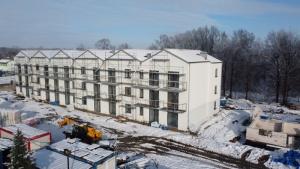 Inwestycja Nowa Murowana 2 z nowymi postępami budowy. Biuro prasowe