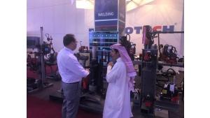 Promotech-Middle East na targach w Dubaju Biuro prasowe
