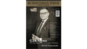 BUSINESSMAN TODAY - NAJNOWSZY NUMER JUŻ W SPRZEDAŻY!