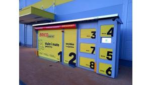 Bricomarché rozwinęło usługi e-commerce i uruchomiło 14 kolejnych Bricomatów