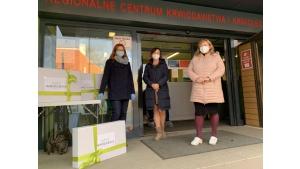 Wroclavia wspiera RCKiK i zachęca do oddawania osocza