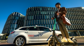 Budżet Mobilności – nowe rozwiązanie FREE NOW dla firm