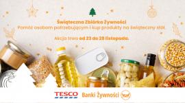 Klienci Tesco wspierają potrzebujących przed Świętami