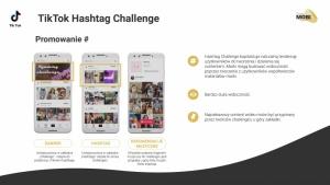 HashtagChallenge – format już dostępny dla reklamodawców na TikToku