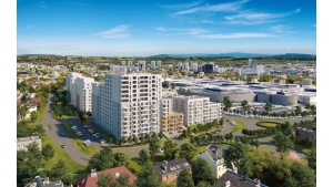 Murapol zakontraktował grunty pod inwestycje mieszkaniowe w Katowicach i Gdańsku