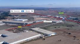 Panattoni wybuduje park przemysłowy w Torija, w Hiszpanii - 28 400 m kw.