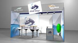 Uboat-Line na targach Transport Logistic
