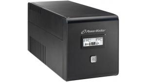 PowerWalker VI 1000 LCD FR - bezgłośny bohater