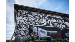 Streetart w Polsce – stoczniowe oblicze amerykańskiego trendu