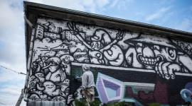 Streetart w Polsce – stoczniowe oblicze amerykańskiego trendu Biuro prasowe