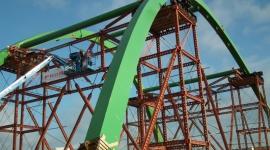 Promostal. Spektakularny montaż mostu na Wieprzy