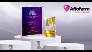 Aflofarm po raz trzeci nagrodzony przez magazyn Forbes Biuro prasowe
