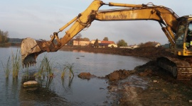 Lafarge w Polsce wspiera rewitalizację jeziora w Szczepanowie
