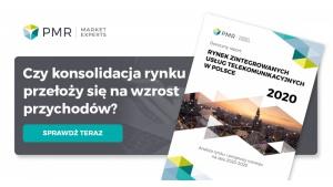 70 mln RGU na rynku telekomunikacyjnym w Polsce w 2022 roku