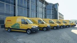 DHL Parcel inwestuje w 33 dostawcze samochody elektryczne od Arval Biuro prasowe