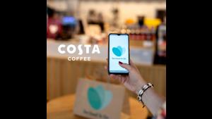 Costa Coffee nie marnuje! Sieć dołącza wszystkie kawiarnie do Too Good To Go