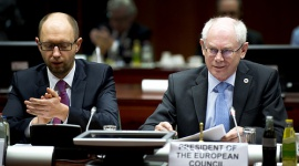 Unia Europejska podpisała z Ukrainą część umowy stowarzyszeniowej