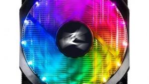 Zalman CNPS9X Optima RGB - kompaktowy cooler CPU w tęczowych barwach