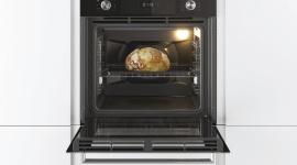 Candy przedstawia 4 nowe piekarniki do zabudowy z innowacyjną funkcją Cook Light