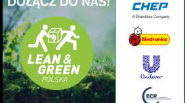 CHEP wspiera inicjatywę Lean&Green na polskim rynku