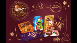 Oferta Zimowa produktów od marki Wawel Biuro prasowe
