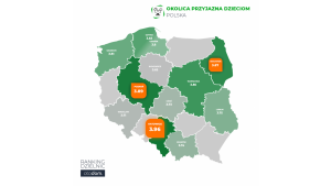 Ranking Dzielnic Otodom 2020 – INFRASTRUKTURA DLA DZIECI Biuro prasowe