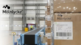 CEVA Logistics operatorem centrum logistycznego Mölnlycke w UK