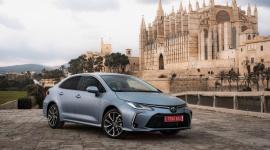 Corolla numerem 1 na świecie. Toyota najpopularniejszą marką Biuro prasowe