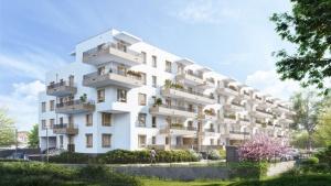 Rusza budowa osiedla Le Vert